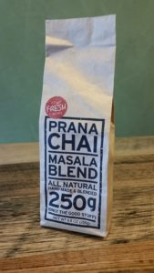 Prana Chai 250g pack for home - $21